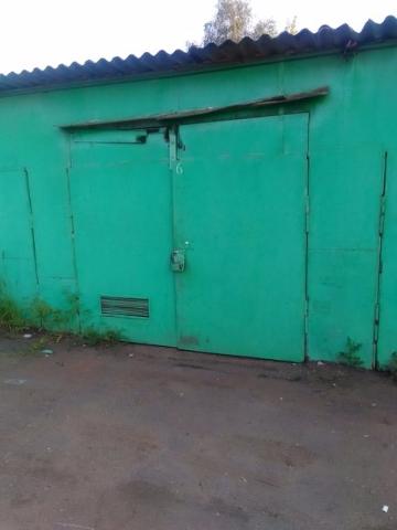 Продам охраняемый металлический гараж 18 м²