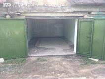 бетонный гараж в ГСК Стартовый