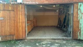 Гараж, 21 м² с ямой и погребом