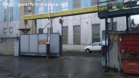 Гараж, ГСК 10, Район Москворечье-Сабурово, Каширское шоссе, вл76А, Кантемировская