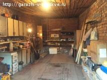 гараж на Ферме