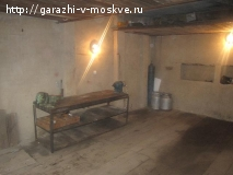 Гараж Щелково Чкалоская Центральная ГСК