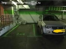 Машиноместо Тухачевского 49
