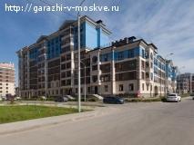 Машиноместо в паркинге ЖК Опалиха 03, Красногорск, ул.Пришвина 1к2