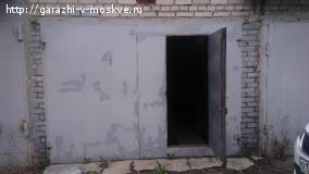 Продам гараж, Москва, ГСК Эталон, Борисовская улица, 37А, метро Партизанская, Район Соколиная Гора
