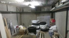 Продам гараж, Москва, Район Печатники, Шоссейная улица, 4А, Печатники, МГСА 192