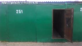 Продам металлический гараж - машиноместо на охраняемой стоянке
