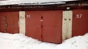 Продаю гараж-бокс