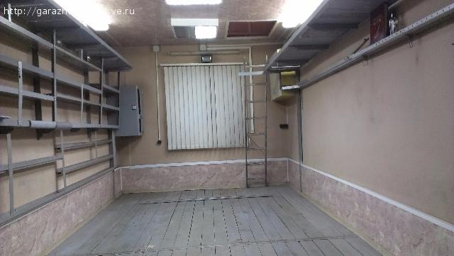Продаю гараж под АВТО, мини-ОФИС или СКЛАД