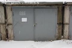 Продаю хороший гараж в ГСК Эркер,  пешая доступность от метро Верхние Котлы.