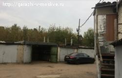 Продаю хороший гараж в ГСК Лихоборка, м. Владыкино
