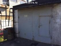 Продаю кирпичный гараж в ГСК Рубка в пешей доступности от метро Дубровка