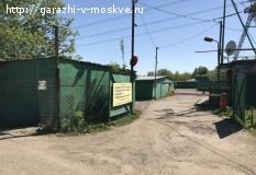 Продаю кирпичный гараж в МГСА Вымпел, метро Бибирево Бибиревская ул., вл6А, гараж 113