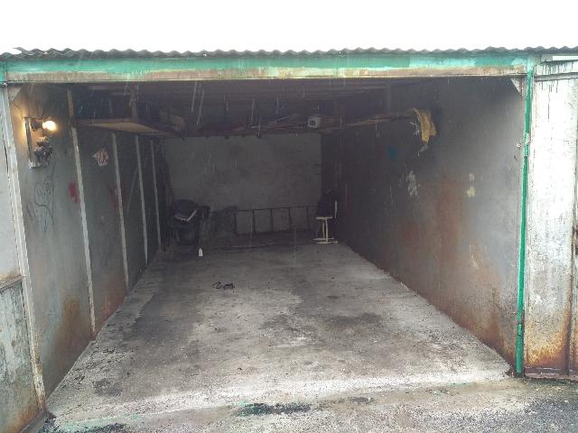 Продаю металлический гараж в Потребительском Автомобильном Кооперативе Октябрь
