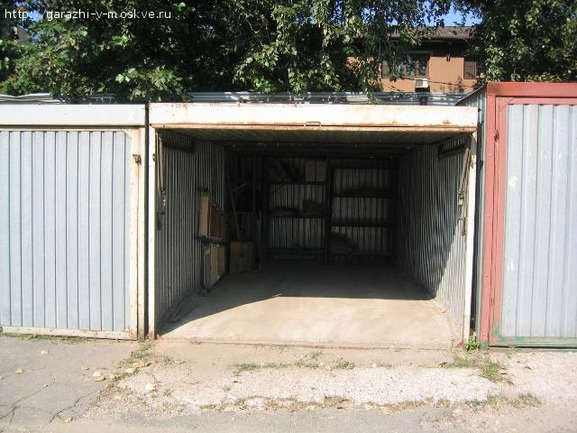 Продаю металлический гараж
