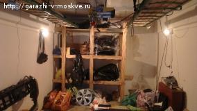 Продаю металлический, со свежим ремонтом гараж в ГСК Тушинец