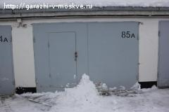 Продаю практически новый гараж в ГСК Федосьино 2.