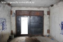 Продаю просторный гараж в капитальном гаражном комплексе ГСК АРМ в Северном Бутово.